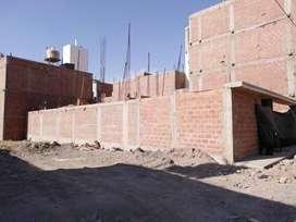 Casa en construcción Céntrica