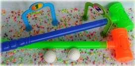 Hermosos juguetes y pasatiempos