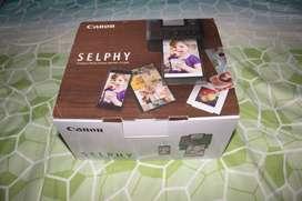 Impresora canon selphy