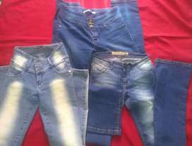 Jeans talle 36 y 38
