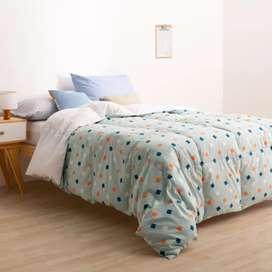 Acolchados, sábanas y manta polar