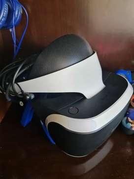 VR ps4 realidad virtual