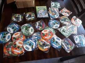 DVD,Libros de entrenamiento