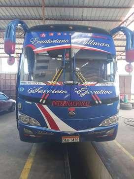SE VENDE BUS DE LA COOPERATIVA DE TRANSPORTE INTERPROVINCIAL Ecuatoriano Pullman