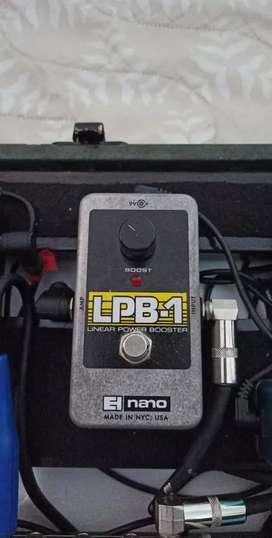 Pedal preamp booster LPB-1 nano