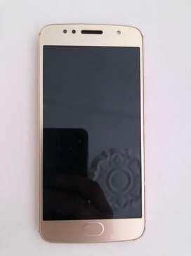Vendo Motorola G5 plus