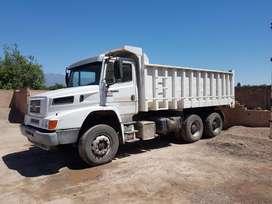 Alquilo Camion 6x4