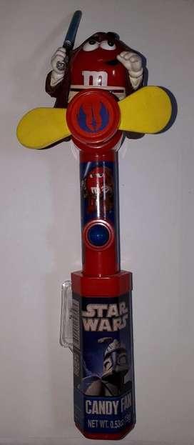 Ventilador Mym Star Wars Rojo