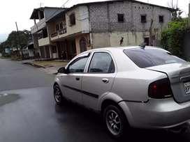 Chevrolet aveo activo 2009