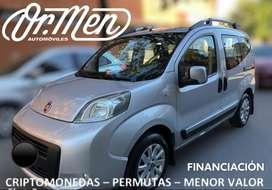 Fiat QUBO TREKKING 1.4 EDICIÓN LIMITADA