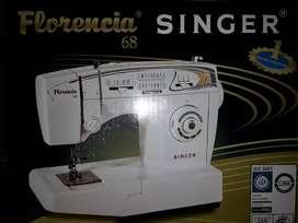 Máquina de coser nueva sin extrenar
