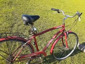Bicicleta olmo freetime