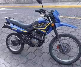 Moto Thunder TRX 200