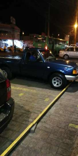Vendo camioneta FORD Ranger año 1997, 4x2