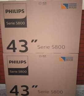 Smart TV Philips de 43 pulgadas Full HD