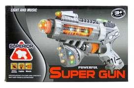 Pistola de Luces para niños