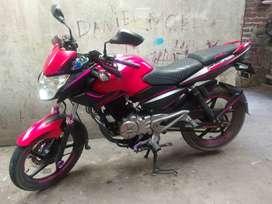 Vendo moto pulsar 135 speed