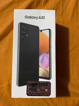 Galaxy A32 nuevo en caja sellado