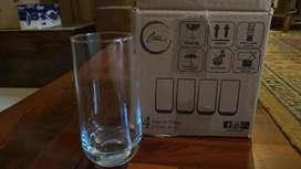 Set de vasos 4