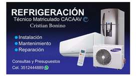 Refrigeración y Climatización
