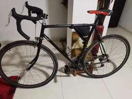 Se vende bicicleta semi carrera #700 barata