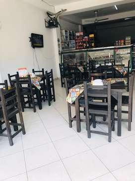 Restaurante para trasladar (Todo)