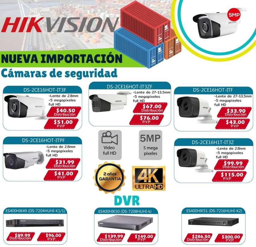 Cámaras de seguridad cctv cámaras 5 mp full HD 4k dvr 0