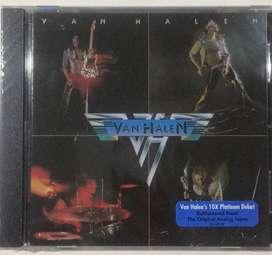 Van Halen 1 Cd Nuevo Usa importado