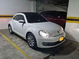volkswagen new Beetle 2016  2.5 Automatico full