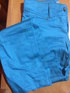 Pantalon elastano