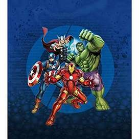 The Avengers Sheet Bedding