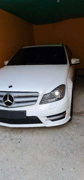 Mercedes benz c250 CGI kit AMG