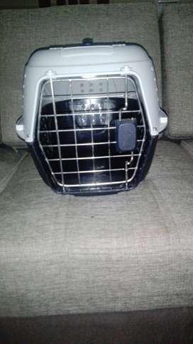 Jaula de viaje para perro