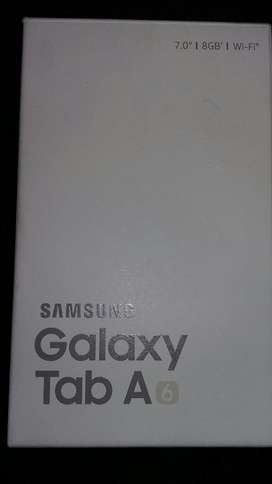 Vendo Samsung Galaxy Tab A6
