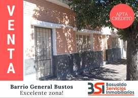 Casa en venta Barrio General Bustos