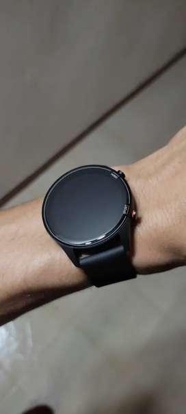 Reloj Smartwatch Xiaomi mi Watch, igual a nuevo