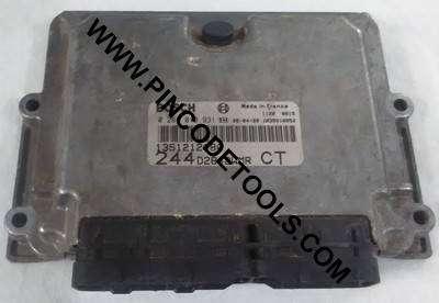ECU de Citroen Jumper 2.8 y Peugeot boxer 2.8 - Bosch EDC15C7 0