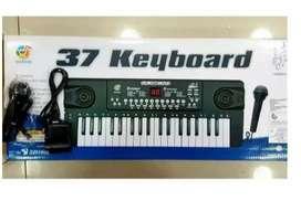 Organeta Keyboar Piano Usb Microfono