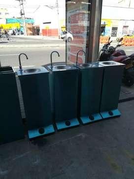 Lavamanos portátil de diferentes precios