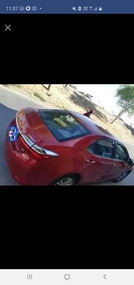 Vendo Toyota corolla  nuevo 0 km