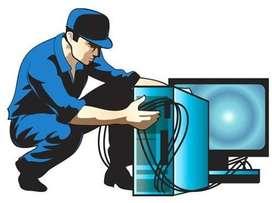 Reparaciones y Soporte Tecnico de Computadoras