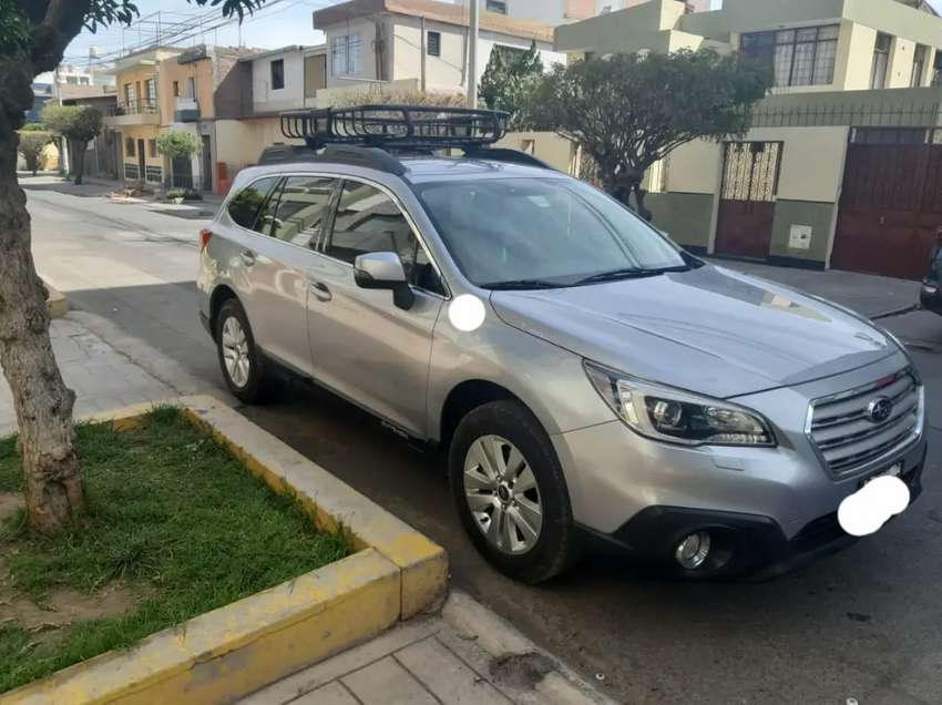 Subaru outback 2016 impecable