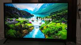 TV led smart 43 4k LG con 6 meses garantía