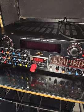 Se vende equipo de sonido tipo pico