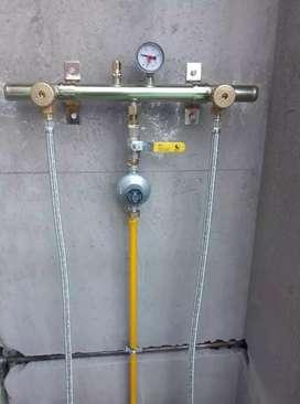 Ventas e Instalaciones de gas centralizado