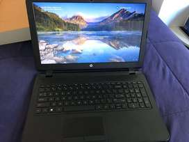 Notebook HP touch