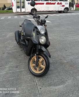 Se vende moto yw125x bws 125x