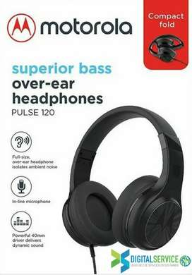 Auriculares Motorola Pulse 120 Bass original envio gratis