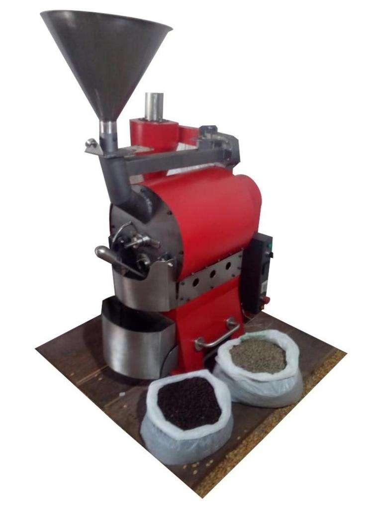 tostadora de cafe 2 kilos por ciclo. 0