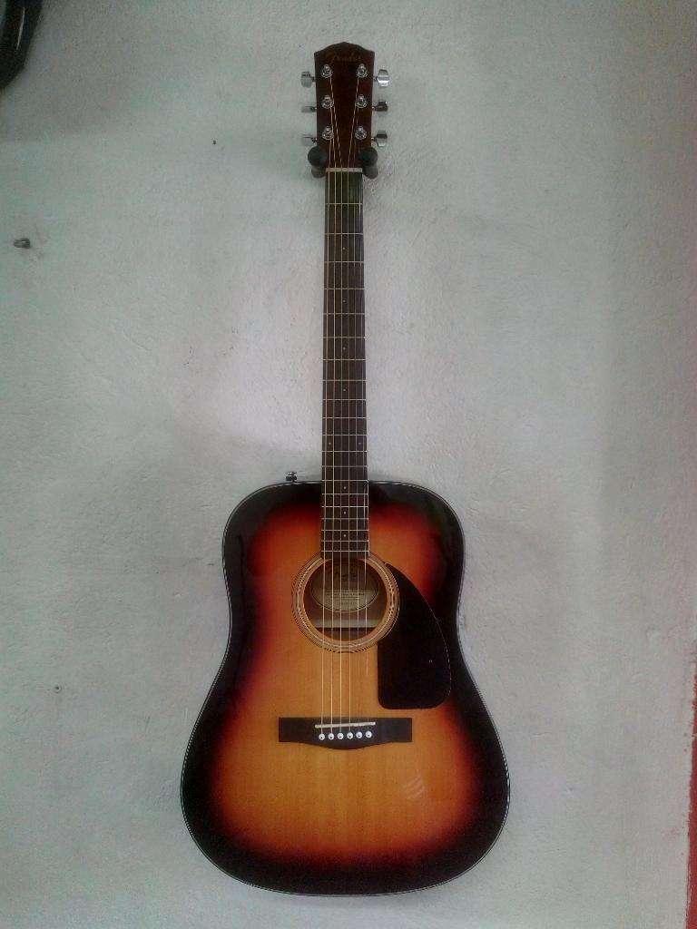 Fender Cd60 Guitarra Acústica 0